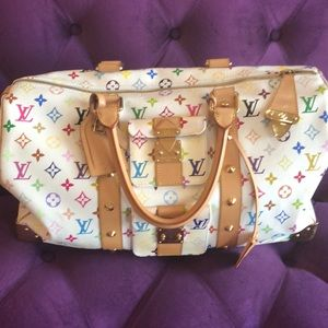 My absolute favorite Louis Vuittin duffle